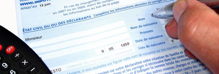 Declaration D Impots En France Est La Base Du Systeme Fiscal