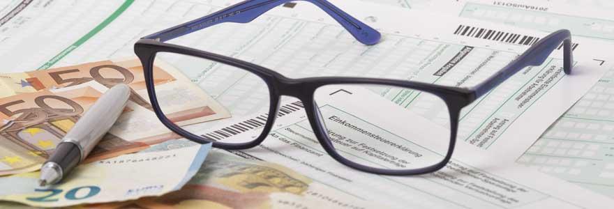 Informations sur les déclarations d'impôts