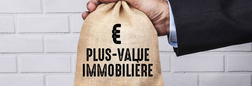 plus-value en immobilier